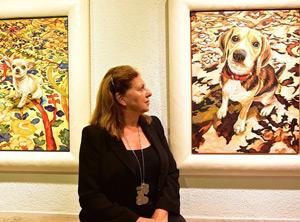 Artikel über die Ausstellung in Regensburg