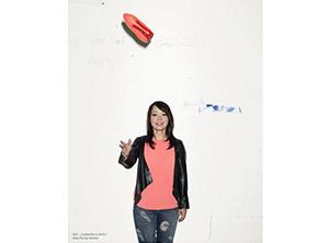 Eine koreanische Künstlerin von Weltgeltung