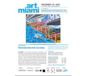 Art Miami 2015, 01.12. - 06.12.2015