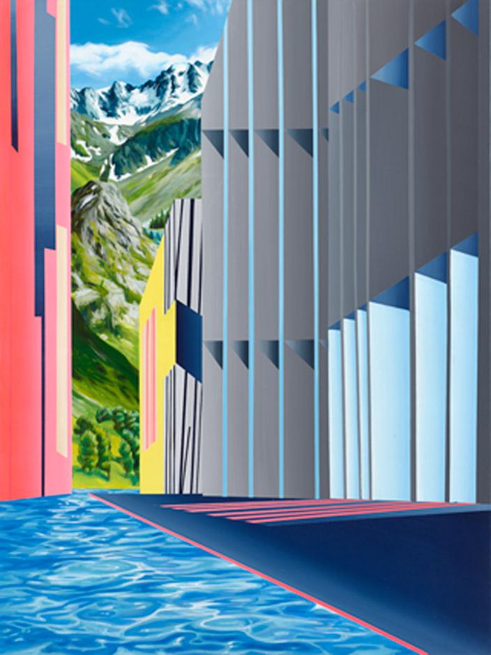 2015Hauptstrasse-111_80x60cm_Acryl-auf-Leinwand