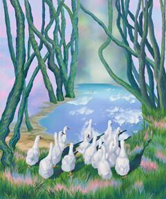 fremd_in_eigenen_heim_VII_strange_in_your_own_home_VII_200x160cm_acrylic_on_canvas_s